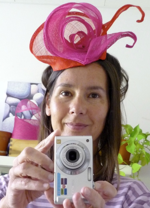 Autoportrait Sylvie Boireau